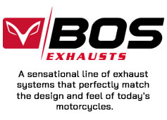 BOS Exhausts