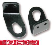 Ducati Highsider Tail Tidy Adapters for OEM Indicators