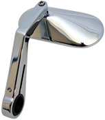 Shin Yo AGILA Custom Motorcycle Handlebar End Mirrors Chrome Finish