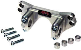 Kawasaki GPZ1100 95~99 ABM Billet Top Yoke Conversion