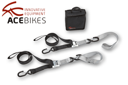 ACEBIKES Lashing Strap Set Cam Buckle Duo