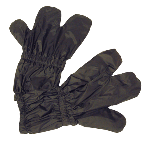 Aquashell Waterproof Motorcycle or Scooter 2 Finger Over Mittens