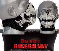 Bandero Raptor Facemask Motorbike Scooter Face Mask