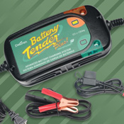 Battery Tender Plus 1.25A Motorcycle Charger