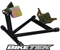 Biketek Self Assembly Motorcycle Wheel Chock