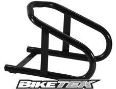 Biketek Bolt Down Wheel Brace Motorcycle Stand