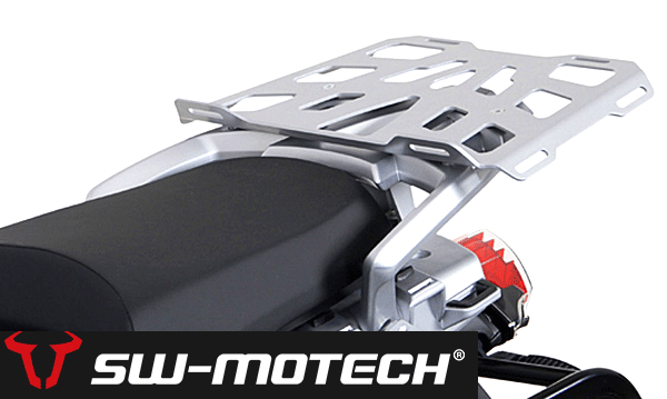 BMW R1200GS 2004~12 Rear Rack Extension for Original Rack