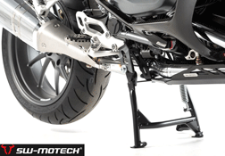 BMW R1200R and R1200RS SW~Motech Centre Stand