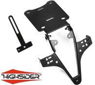 BMW R1200S 2006 Highsider Tail Tidy Number Plate Bracket