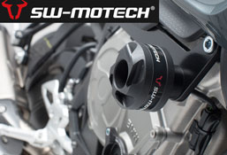 BMW S1000R 2016~ SW Motech Frame Slider Kit