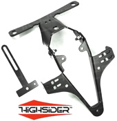 BMW S1000RR 2010~15 Highsider Tail Tidy Number Plate Bracket