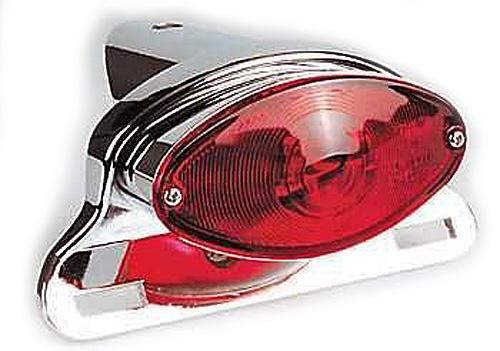 Cat Eye Tail Light Lens