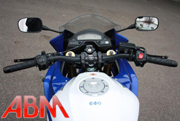 Honda CBR600F 2011 onwards (ABS only) ABM Handlebar Top Yoke Kit