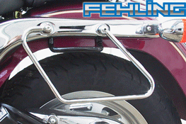 Daelim VL125 Daystar FEHLING Saddlebag Pannier Support Bars
