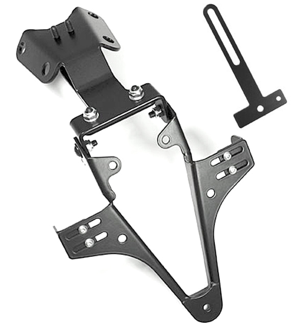 Ducati Hypermotard 796 2010 to 2012 Highsider Tail Tidy Number Plate Bracket