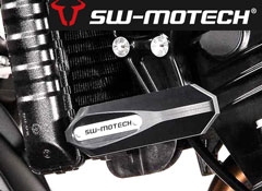 BMW F800R 2009~14 SW Motech Frame Slider Kit