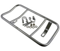 Fehling Chrome Handlebar Luggage Carrier Rack for 1 Inch Bars