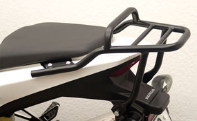 Honda CB500F CB500X 2013~ FEHLING Black Rear Luggage Rack