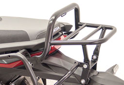 Honda X~ADV 750 2017 onwards FEHLING Black Rear Luggage Rack