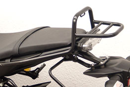Yamaha MT09 2013~16 FEHLING Black Rear Luggage Rack