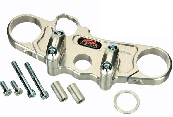 Suzuki GSXR600 06~10 ABM Billet Top Yoke Conversion