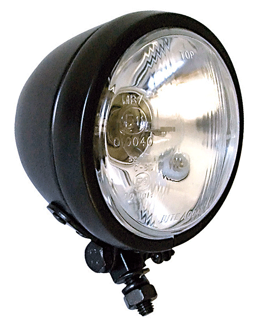 Four and a Half Inch Harley Style Headlight
