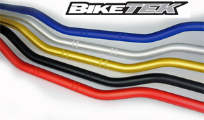 BikeIt Universal Low Unbraced Bar Motorbike Streetfighter Handlebar