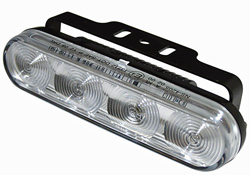 Highsider Motorcycle Daytime Running Light 4 Power LED