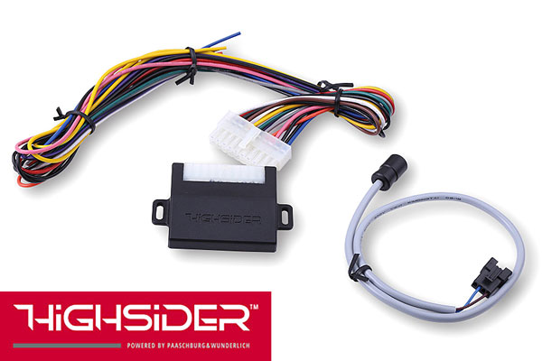 Highsider DRL and Dip Beam Auto Switch Box E~BOX Type 1