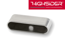 Highsider Steel Weld In Housing for SHORTY Series Indicators and Rear Lights