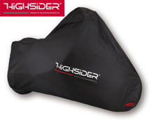 Highsider Outdoor Stretch~Fit Motorcycle Rain Cover