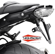 Yamaha MT10 Highsider Tail Tidy Number Plate Bracket