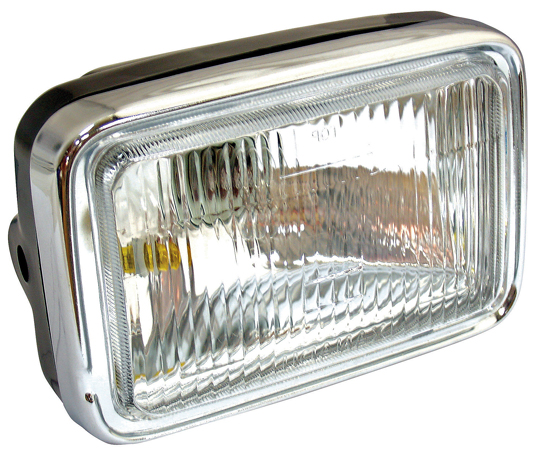 BikeIt Replacement Headlight for Honda CB125TDC