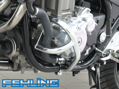 Honda CB1300 2003~08 Fehling Chrome Engine Protection Bars