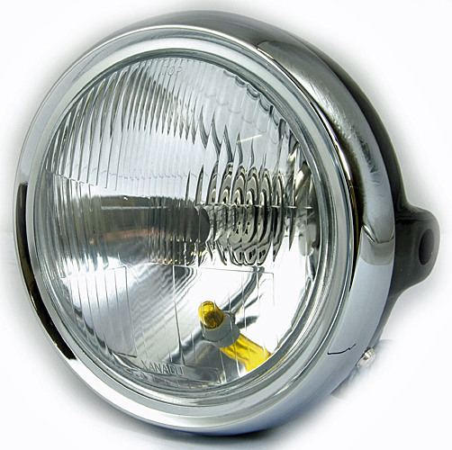 BikeIt Replacement Headlight for Honda CB250N