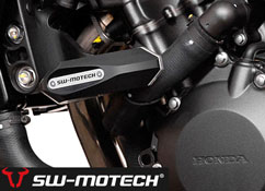 Honda CBF1000 and CBF1000F 2006~09 SW Motech Frame Slider Kit