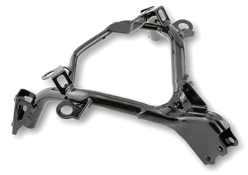 Honda CBR300R 2015~16 Cockpit Fairing Holder Bracket