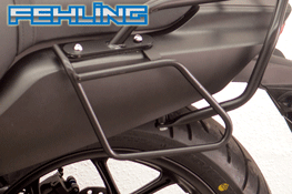 Honda CTX700 N and ND FEHLING Saddlebag Pannier Support Bars