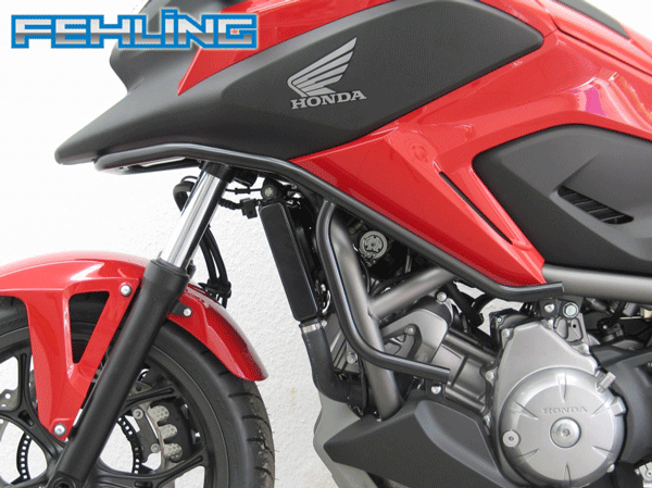Honda NC700 NC750 Fehling Enduro Style Engine Guards