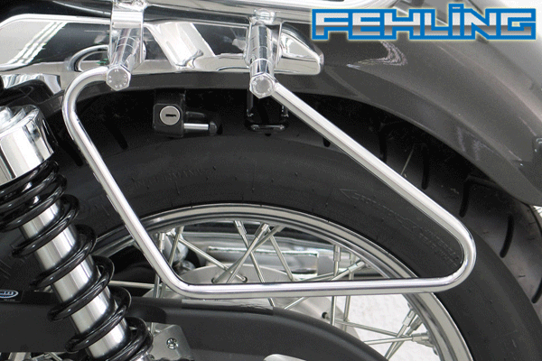 Honda VT750S FEHLING Saddlebag Pannier Support Bars