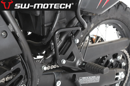 Kawasaki KLR650 2008 onwards SW~Motech Lifting Handle