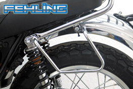 Kawasaki W650 W800 FEHLING Saddlebag Pannier Support Bars