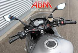 Jaws Motorcycle Bar Risers