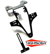 Kawasaki ZX10R 06~07 Highsider Tail Tidy Number Plate Bracket