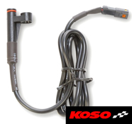 KOSO Passive Speed Sensor for BMW Honda or Triumph Models Listed