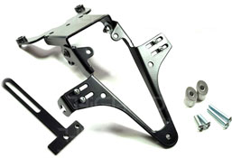 KTM 990 Super Duke R 2007~14 Highsider Tail Tidy Number Plate Bracket