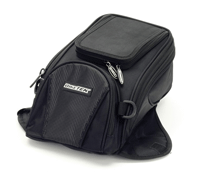Biketek Magnetic Motorcycle Midi Tank Bag and Sat Nav GPS Holder