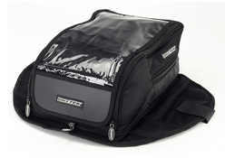Biketek 23 Litre Magnetic Tank Bag and Map Holder