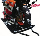 MotoGP Digital Motorbike Track Day Tyre Warmers