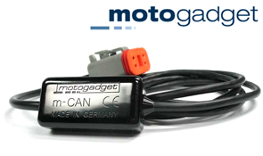 Motogadget m~Can OBD Signal Converter for Harley Davidson 2004~